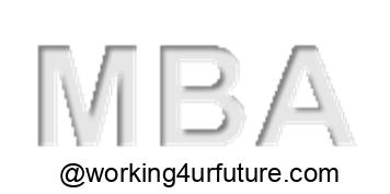 MBA in 2021